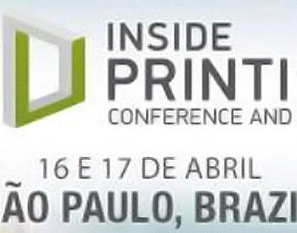 Congresso e Exposição Inside 3D Printing